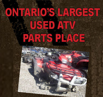 Ontarios Largest ATV Parts Place